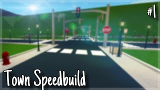 ROBLOX | Welcome To Bloxburg: Building A Town 40k+ (PART 1)