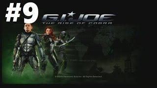 G.I.Joe Mission 9:Cliffs Edge Full game Walktrought Gameplay XBOX 360 PS 3 PC
