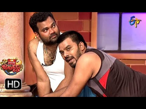 Sudigaali Sudheer Performance | Extra Jabardasth | 5th October 2018 | ETV Telugu