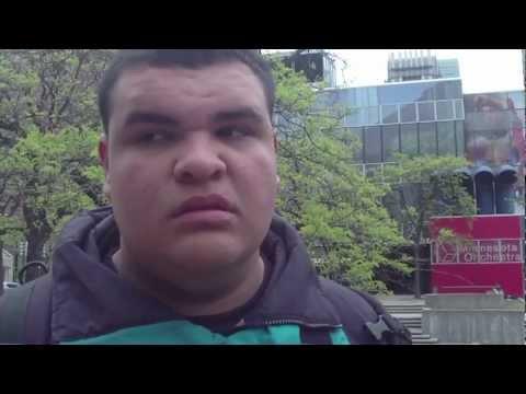 MK Occupy Minnesota: Drugs & the DRE Program at Peavey Plaza