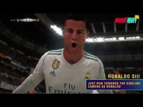 Permalink to FIFA 18 CELEBRATIONS TUTORIAL – PS4
