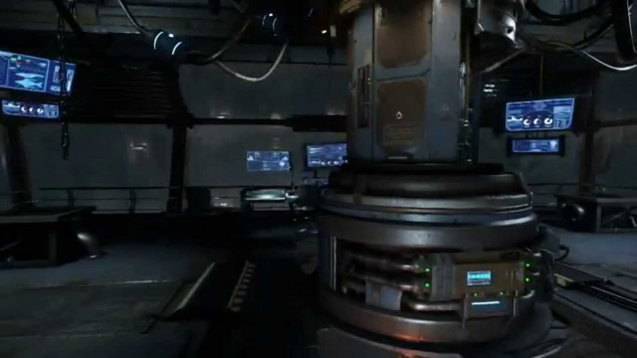 star citizen how to leave hangar