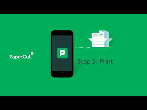 PaperCut's Mobility Print - How To Print From An Android Device