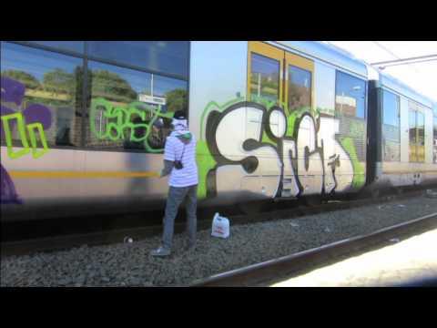 StayOut Sydney Graffiti Movie (Part 4/4)