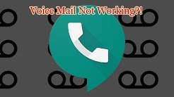 Fixing Google Voice Voicemail
