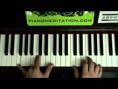 Let It Rain - How to play Contemporary Christian Songs on Piano