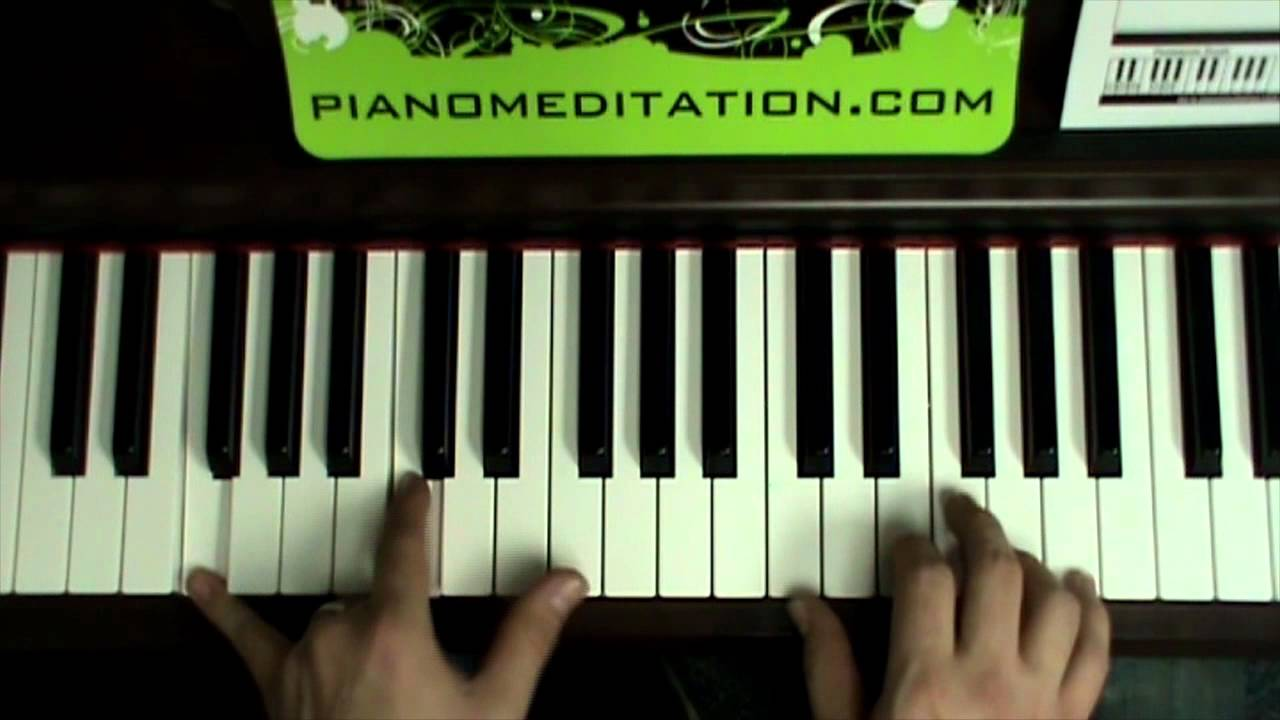 Let it rain how to play contemporary christian songs on piano let it rain how to play contemporary christian songs on piano youtube hexwebz Images