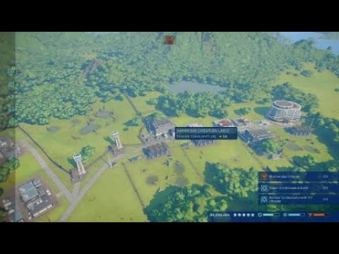 Jurassic World Evolution Fast For a Biped Guide  