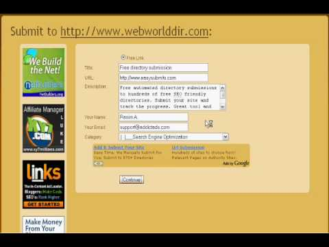 EasySubmits.com Automated Directory Submission review by www.hackcorp.com