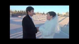 Свадебный клип. г.Астана. Фото - видеостудия Медиа-Арт.