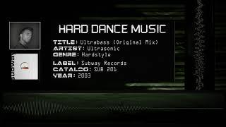 Ultrasonic - Ultrabass (Original Mix) [HQ]