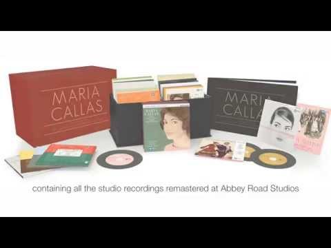 Maria Callas Remastered Edition: the Warner Classics boxed set