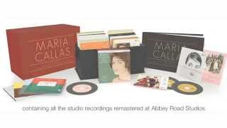 Maria Callas Remastered Edition: the Warner Classics boxed set