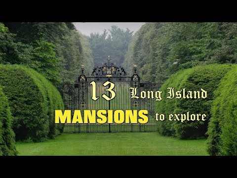 Gold Coast Mansions On Long Island You Can Visit