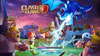 Me - Playing Clash of Clans Part 1