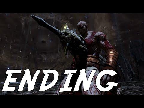 God Of War 3: Remastered Gameplay Walkthrough ENDING - Treasures, Costumes, Credits - PS4 1080P HD