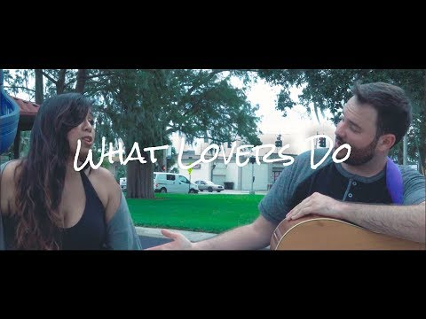 Maroon 5 - What Lovers Do ft. SZA Cover