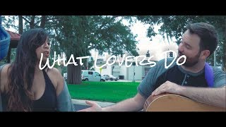 Maroon 5 - What Lovers Do ft. SZA (Cover)