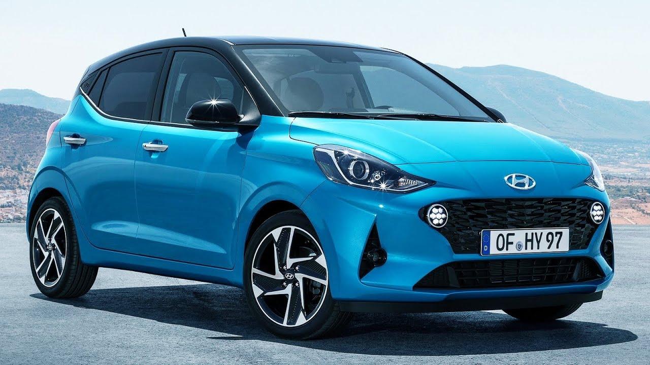 Photos Hyundai I10 2021