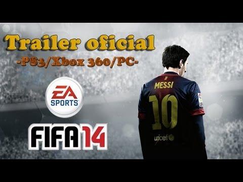 FIFA 14 - Nuevo trailer oficial (PS3, Xbox 360 y PC)