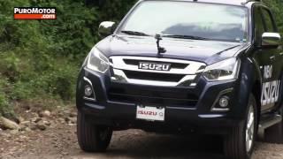 NUEVO Isuzu D-Max 2017 - Prueba Puro Motor