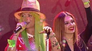 Delia si Kaira - Pe aripi de vant (Live la Forza ZU 2015)