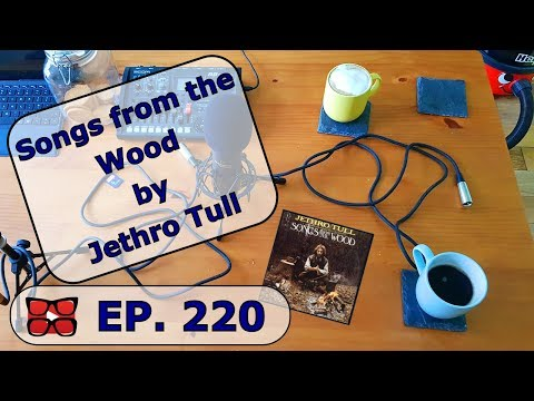 Songs From The Wood By Jethro Tull Review. In the Court of The Wenton King Part 220