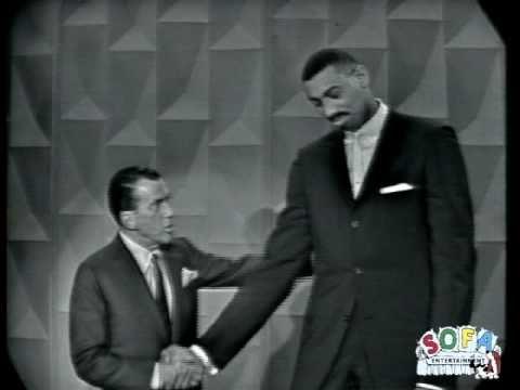 Wilt Chamberlain 100 Point Game on The Ed Sullivan Show