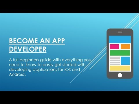 Become An App Developer in 2018 - Beginners Full Guide | #2 - CSS