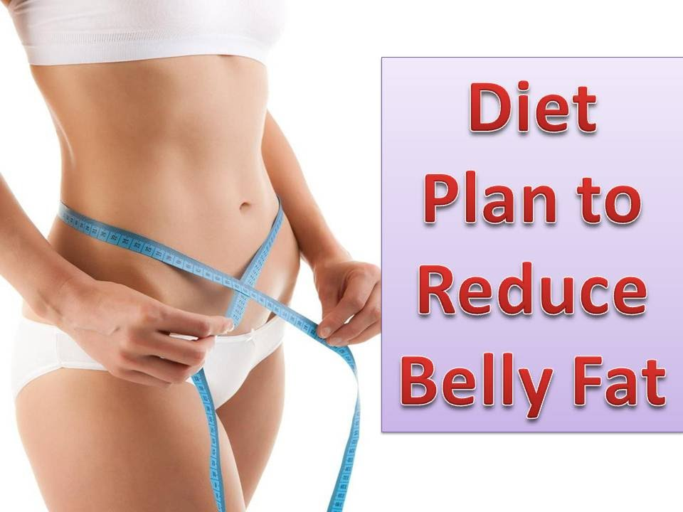 The bellly fat diet
