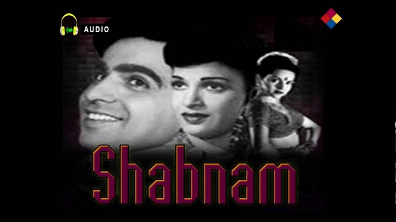 Pyar Mein Tum Ne Dhokha | Shabnam 1949 | Shamshad Begum,Mukesh