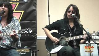 "KISSNATION performs ""THEN SHE KISSED ME"" at NJ/NY KISS EXPO 2013"