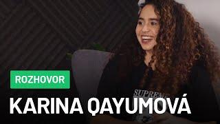 Karina Qayumová z Oteckov: Hrám aj romantické scény, honorár rada míňam na tenisky