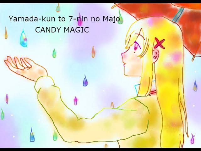 Yamada-kun to 7-nin no Majo - CANDY MAGIC [piano] By kamito