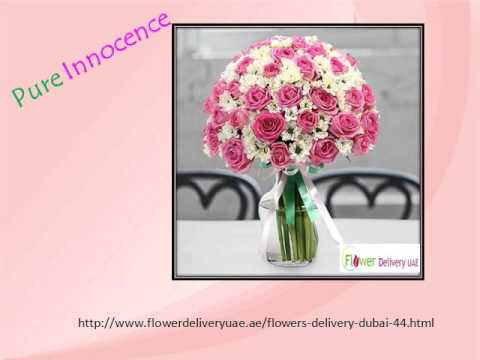 Get  special collection of flower delivery  to Dubai.!