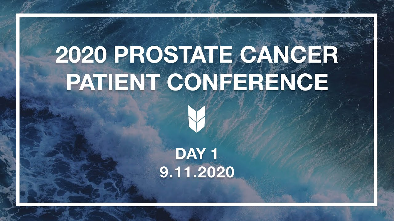 prostate cancer research institute conference
