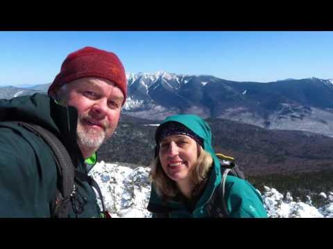 Hiking the White Mountains of New Hampshire - Mountain Man Adventures #32
