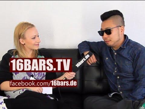 """Interview: Blumio über u.a. sein Album """"Drei"""", die deutsche Rapszene & Rassismus (16BARS.TV)"""