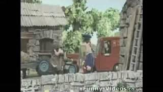 Postman Pat Rude