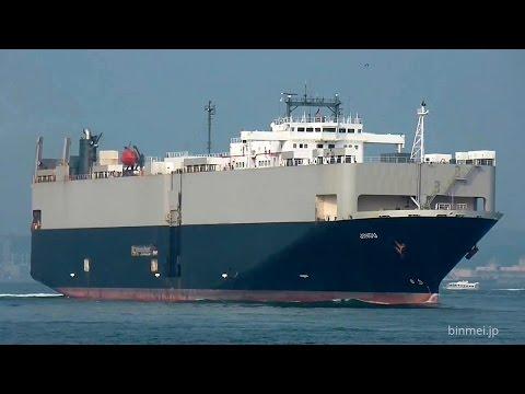 JINGU - NYK Shipmanagement vehicles carrier
