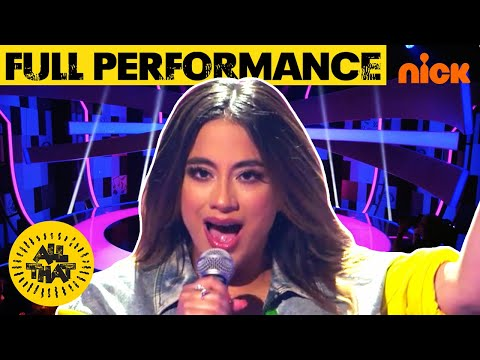 Ally Brooke Performs 'Lips Don't Lie'! 💋 | All That Mp3