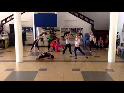 Clip múa Đương Đại - Lụa