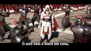 Literal Assassins Creed Brotherhood Trailer Dublado PT-BR