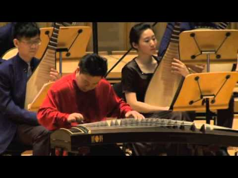 云裳诉 Robe of Clouds (古筝演奏:王中山)