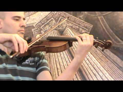OLD FRENCH VIOLIN -  ANTIQUE violino violon バイオリン скрипка 小提琴 077