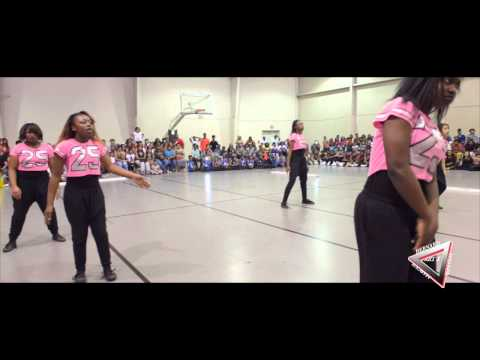 Byhalia Middle School Dance opens up for Dancing Dolls For Life DD4L