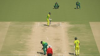 Australia vs South Africa world cup 2019   Live Cricket Gameplay   Aus vs SA   Ashes Cricket Game
