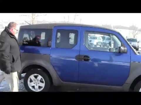 Used 2004 Honda Element EX for sale at Honda Cars of Bellevue...an Omaha Honda Dealer!