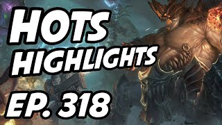 Heroes of the Storm Daily Highlights | Ep. 318 | mewnfare, Heroes of the Storm, FollowGrubby
