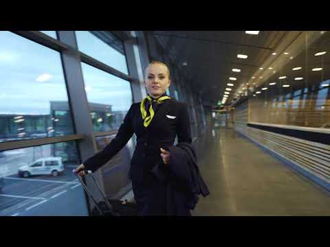 Become airBaltic Cabin Crew